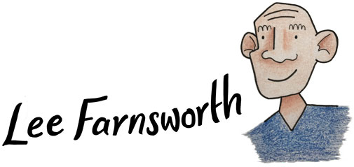 Lee Farnsworth | Author | Odd Bird