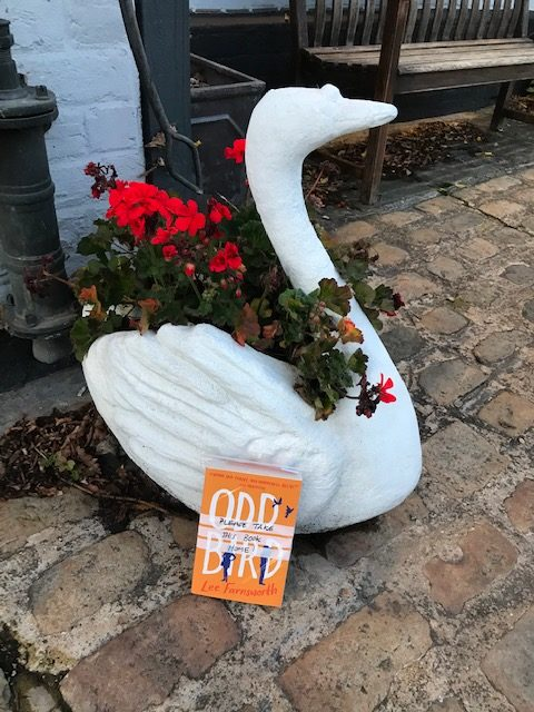 Day 33 – The Old Swan Uppers, Cookham